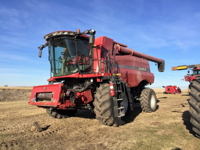 2013 Case IH 6130 Combine For Sale