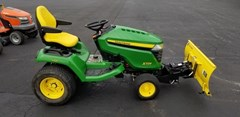 Riding Mower For Sale 2014 John Deere X534 , 25 HP