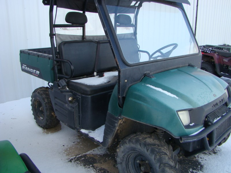 2006 Polaris 500 Utility Vehicle For Sale