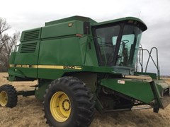 Combine For Sale 1990 John Deere 9500