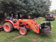 Tractor For Sale 2011 Kubota L3200 , 31 HP