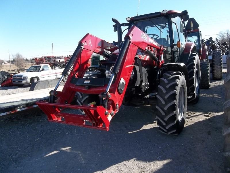 2016 Case IH Maxxum 115 T4B Tractor For Sale