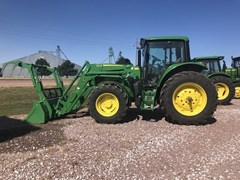 Tractor - Utility For Sale 2018 John Deere 6130M , 130 HP