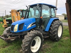 Tractor - Utility For Sale 2004 New Holland TL90A , 90 HP