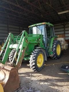 Tractor For Sale 1993 John Deere 6300 , 85 HP