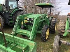 Tractor For Sale 2017 John Deere 5065E