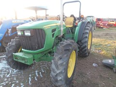 Tractor For Sale 2009 John Deere 5095M