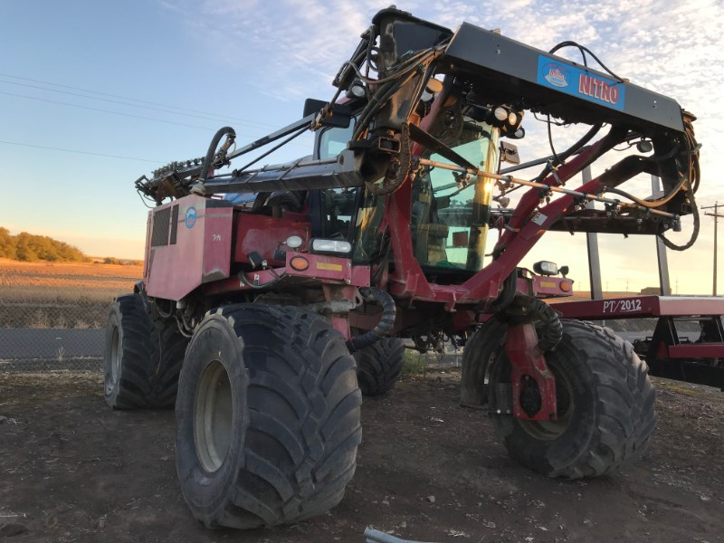 2007 Miller  Sprayer-Self Propelled For Sale