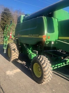 Combine For Sale 2000 John Deere 9550