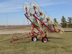 Hay Rake-Wheel For Sale H & S 10W