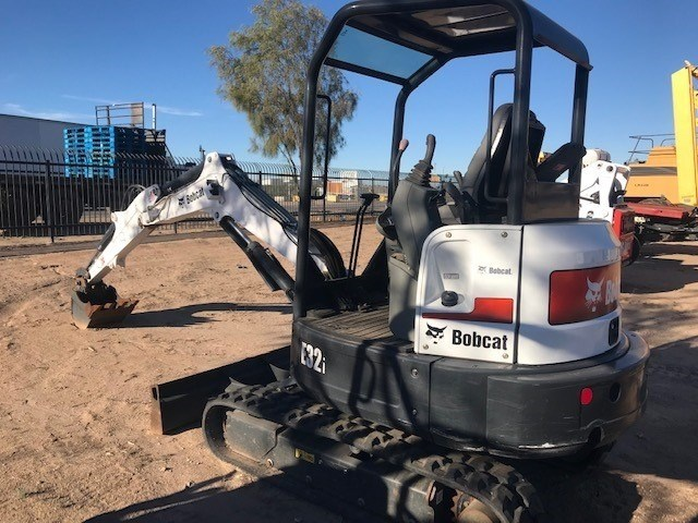 Bobcat E32I T4 Excavator-Track For Sale