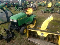 Riding Mower For Sale 2000 John Deere 425 , 20 HP