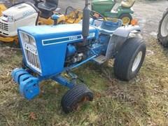Tractor For Sale 1984 Ford 1700 , 23 HP