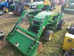Tractor For Sale 2008 John Deere 2305 , 23 HP