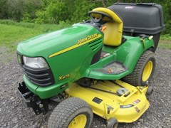 Riding Mower For Sale 2004 John Deere X475 , 23 HP