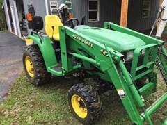 Tractor For Sale 2004 John Deere 4210 , 28 HP