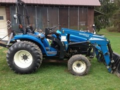 Tractor For Sale 1999 New Holland TC25 , 25 HP