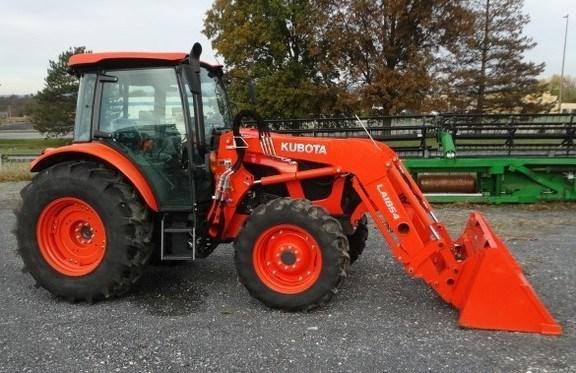 2017 Kubota M5-091 Tractor For Sale