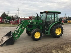Tractor For Sale 2015 John Deere 5075E , 73 HP