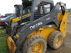 Skid Steer For Sale 2016 John Deere 318G