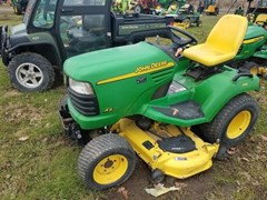 Riding Mower For Sale 2003 John Deere X585 , 26 HP
