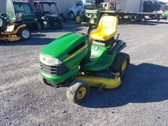 Riding Mower For Sale 2008 John Deere LA145 , 22 HP