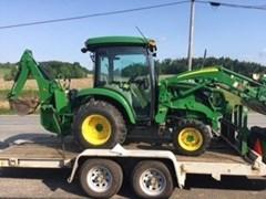 Tractor For Sale 2017 John Deere 3046R , 34 HP