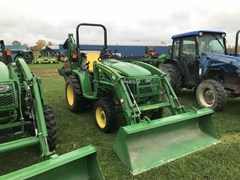 Tractor For Sale 2017 John Deere 3046R , 46 HP