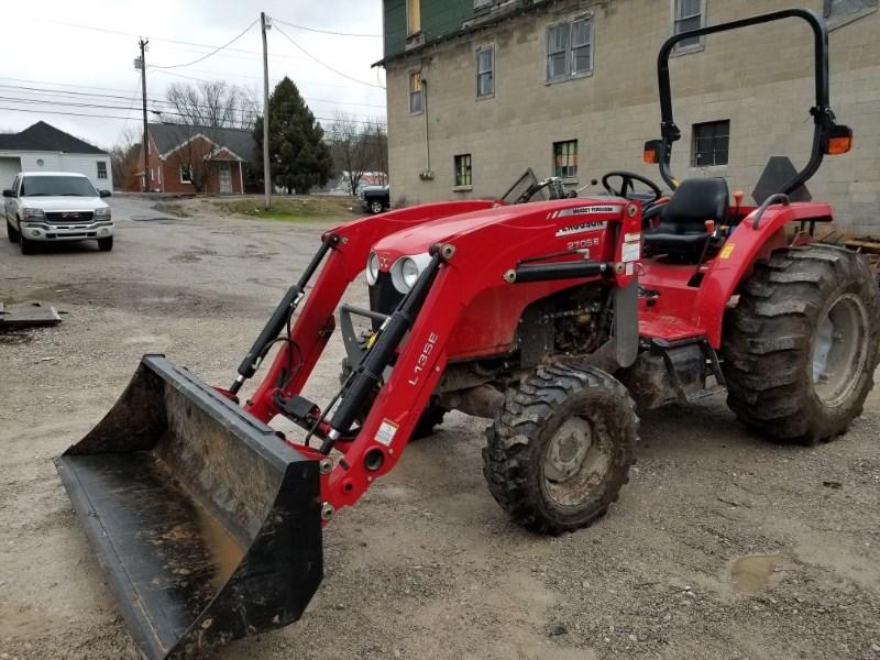 2015 Massey Ferguson 2705E Tractor - Compact For Sale