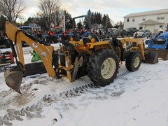 Tractor For Sale:   Cub Cadet 8454SS , 45 HP
