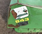 Header-Corn For Sale1990 John Deere 843