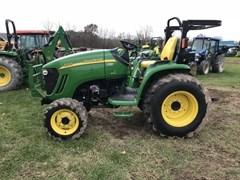 Tractor For Sale 2012 John Deere 3720 , 44 HP