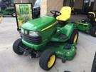 Riding Mower For Sale:  2011 John Deere X728 , 27 HP