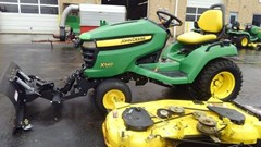 Riding Mower For Sale 2007 John Deere X540 , 26 HP