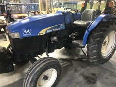 Tractor For Sale 2007 New Holland TT50A , 48 HP