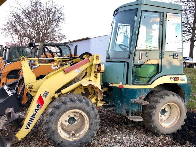 2005 Yanmar V4-5A Wheel Loader For Sale