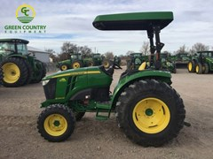 Tractor For Sale 2016 John Deere 4044M