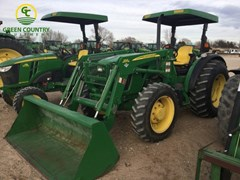 Tractor For Sale 2011 John Deere 5085M , 85 HP