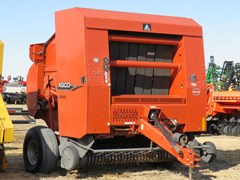 Baler-Round For Sale 2009 Agco 5556A