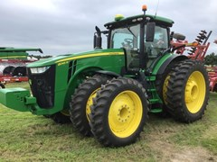 Tractor - Row Crop For Sale 2018 John Deere 8245R , 245 HP