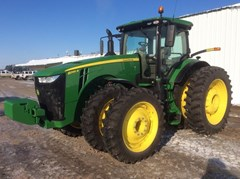 Tractor For Sale 2018 John Deere 8295R , 295 HP
