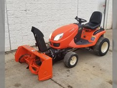 Riding Mower For Sale 2014 Kubota GR2120 , 21 HP
