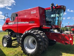 Combine For Sale 2010 Case IH 8120 , 420 HP