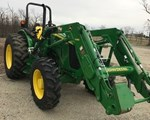 Tractor For Sale2015 John Deere 5085M, 85 HP