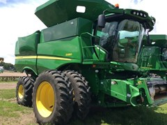 Combine For Sale 2013 John Deere S680