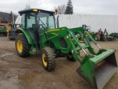 Tractor For Sale 2010 John Deere 5083E , 80 HP