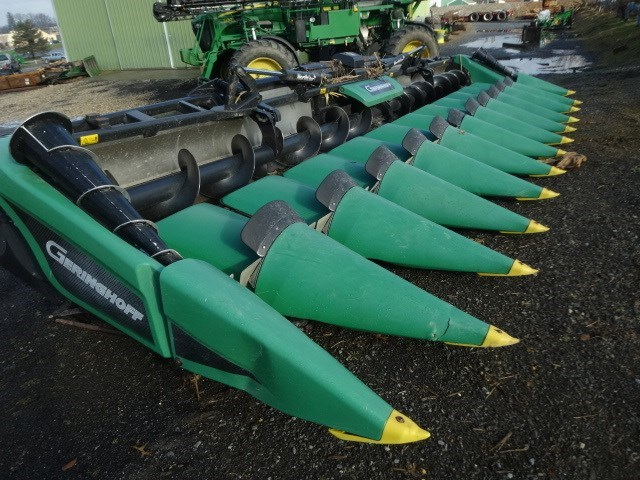 2013 Geringhoff 1230 Header-Corn For Sale