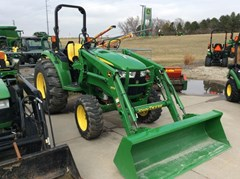 Tractor For Sale 2015 John Deere 4052M , 52 HP
