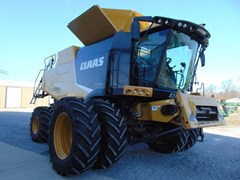 Combine For Sale 2013 CLAAS 740