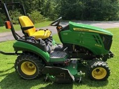 Tractor For Sale 2012 John Deere 1026R , 26 HP